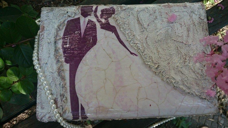 Кутия за сватбени спомени Love memories
