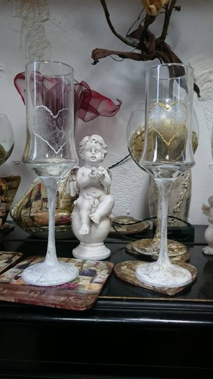 Романтични чаши Love you