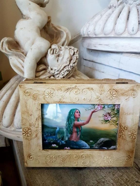 Кутия за бижута или спомени Венеция