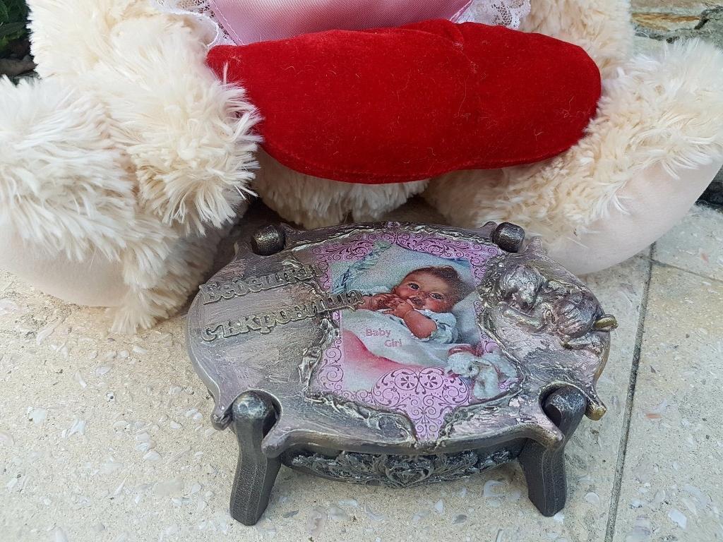 Бебешки спомени Lovely girl